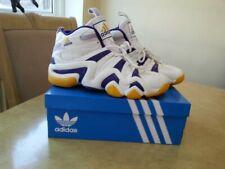 Adidas mens crazy 8Kobe bryant sz 12.5 Lakers Purple Gold KB8 Sunshine
