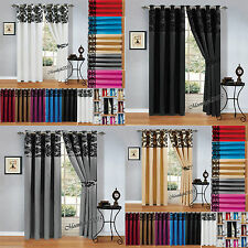 Polyester Modern Made to Measure Curtains