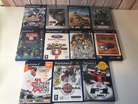 PS2 Game Bundle Playstation 2 Games Bundle Sonic Riders, Tekken etc 11 Games