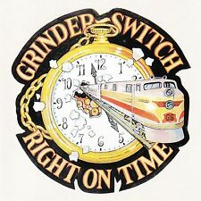 CD Grinderswitch Right on Time/Southern rock Grinder switch Allman Brothers