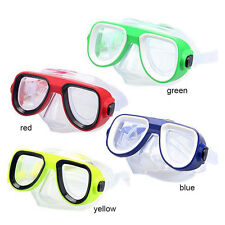 1Pc Silicone Scuba Diving Mask Anti-Fog Swimming Snorkeling Adjustable Goggles