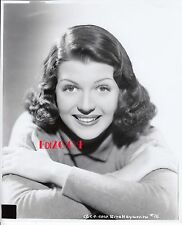 RITA HAYWORTH Older Restrike RARE Photo Adorable Smiling Beauty 1940s Portrait