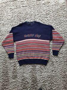 "The Sweater Shop Vintage Jumper Chest 48"""