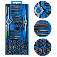 Multifunction Tap Die Set Nut And Bolt Screw Thread Cutter Wrench Repair Tools