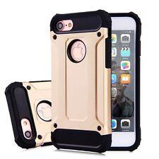 iPhone 7 Plus Hülle Case  Farbe Gold Top Cover Tasche Aus Deutschland 🇩🇪
