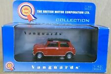 Vanguard VA02500 BMC Mini Cooper Red with Black Roof