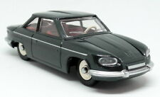 Atlas Dinky Toys Reproduction - 524 Coach Panhard 24C Black Diecast Model Car