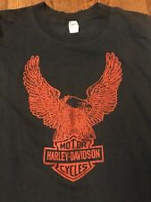 Vintage 70's Harley Davidson Bloomfield New Jersey T-shirt - Medium