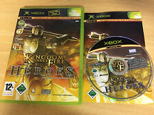 XBOX : kingdom under fire HEROES