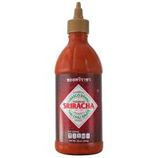 Tabasco Sriracha Sauce - Authentic Thai Chili Sauce