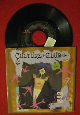 CULTURE CLUB WAR SONG b /w LA CANCION DE GUERRA VINYL 45 rpm PIC SLEEVE NM