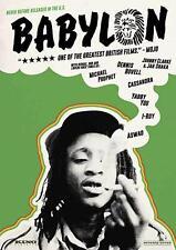 BABYLON DVD | FRANCO ROSSO | CRIME | DRAMA | MUSIC