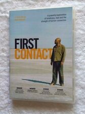 FIRST CONTRACT - MATT RICHARDS (DVD) R-ALL, LIKE NEW, FREE POST IN AUSTRALIA
