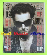 ROLLING STONE USA MAGAZINE 651/1993 U2 Bono Vox Elvis Costello Annie Lennox Nocd