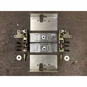 Suicide Door Lock Latch Small Install Kit Ratrod Hotrod Steet Rod Custom Part GM