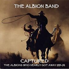 The Albion Band - Captured The Albions Who Nearly Got Away 19911992 [CD]
