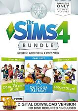 The Sims 4 Bundle Pack 2 PC / Mac (Origin Download Key)