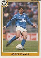 N°144 JORDI VINALS REAL OVIEDO CROMO PANINI FUTBOL 93 STICKER LIGA 1993