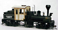 BANTA MODELWORKS BACHMANN On30 SHAY ALL WEATHER WOOD CAB Unpainted KIT BMT2100