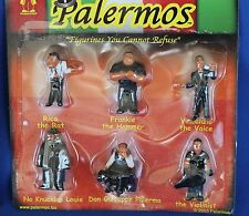 6 Italian Homies called PALERMOS, the Palermo figures include the Don pictured