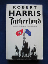 FATHERLAND by ROBERT HARRIS - Uncorrected Proof Copy