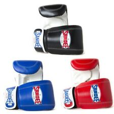 Sandee Boxing Bag Mitt Adult Touch Fastener Training Mitt Leather Fitness Punch