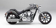 HONDA FURY MOTORCYCLE POSTER PRINT 18x36