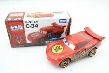 Tomica Takara Tomy Disney Movie PIXAR CARS 2 C-34 Lightning McQueen Diecast Toy