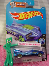 Case A/B 2016 i Hot Wheels SPEED SLAYER #14✰Blue;purple;green 10sp✰X-Raycers✰
