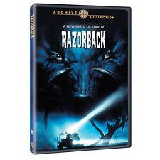 Razorback DVD 1984 Starring Gregory Harrison MOD (DVD-R)