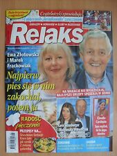 RELAKS 23/2016 Grazyna Barszczewska,Claudia Cardinale,Renee Zellweger