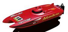 Amewi RC Racing Boot Adventure Red 2,4 GHZ 30km/H Catamaran 260740
