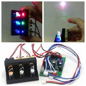 Mini 250mW White / Red / Green / Blue RGB Laser Diode Module Stage Lighting