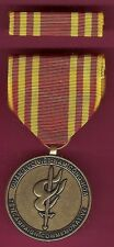 Vietnam Viet Nam Tet Offensive medal with ribbon bar