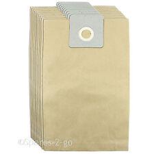 Wet & Dry WL092 Vacuum Cleaner Dust Bags x 10 Pack