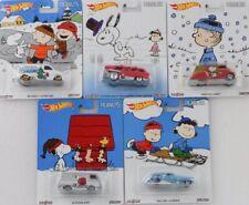 Pop Culture Assortment The Peanuts Snoopy Charlie 1:64 Hot wheels DLB45-956B