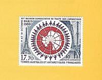 "TAAF 1989 - postfrisch**MNH - MiNr. 258  "" Weltkonferenz - Antarktisvertrag"""