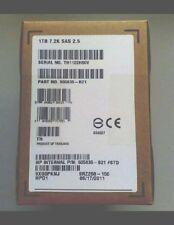 """HP 605835-B21 1 TB,Internal,7200 RPM,2.5"""" (605835-B21#0D1) Hard Drive"""