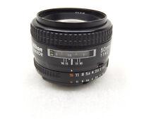 Nikon AF Nikkor 50mm 1:1.4D Lens  #290