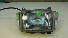 1984 Honda Goldwing GL1200 H1037. headlight assembly and adjuster cable