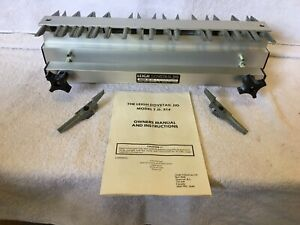 Leigh Dovetail Jig Model T.D. 514 With Manual