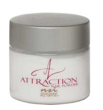 NSI Attraction Nail Powder Totally Clear - 130 g (4.58 Oz.) - N7523