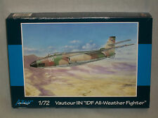 "Azur 1/72 Scale Vautour IIN ""IDF All-Weather Fighter"""