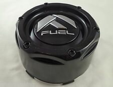 Fuel Wheels Gloss Black Custom Wheel Center Cap # 1003-49B NEW