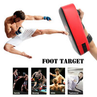 Kick Boxing Strike Target Shield Arm Pad MMA Focus Muay Thai Punch Karate