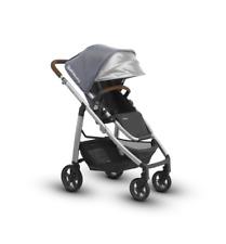 Uppababy 0417-Crz-Us-Grg Cruz Stroller - Blue Melange/Silver - 2017 Model