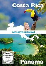 DVD Costa Rica und Panama Die Mitte Amerikas von BR Fernweh 2DVDs