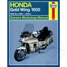 Honda GL 1500 Goldwing 1988 Haynes Service Repair Manual 2225