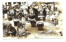 AK Singapore - Street Market ca 1920