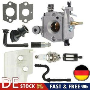 Vergaser Luftfilter Satz Kit Für Stihl 024 026 MS240 Kettensäge Teile Ersatz